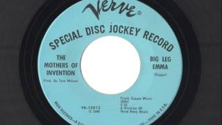 Watch Mothers Of Invention Big Leg Emma video