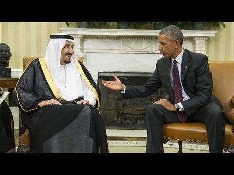 U.S. and Saudi Arabia Pledge to Strengthen Ties