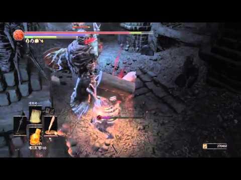 [dark souls 3] vertebrate shackle offline looting