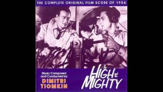 The High And The Mighty | Soundtrack Suite (Dimitri Tiomkin)