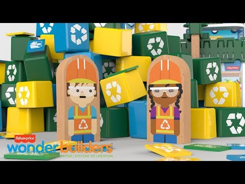 Wonder Makers™ - Recycling Song | Cartoons For Kids | Fisher-Price | Learning For Kids