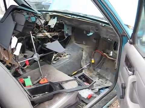 The Nightmare Jeep Cherokee Heater Core Replacement Why Not Try Stop Leak Products