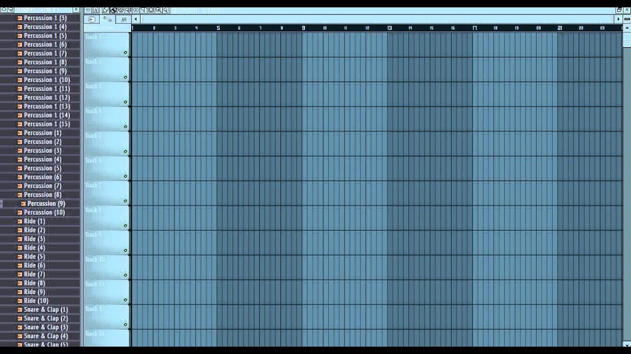 130 OneShots Drums Samples PACK (Big Room Kicks, Snares, Rides, Hats...) FREE DOWNLOAD #1