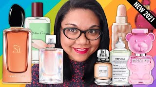 14 HOT NEW PERFUMES FOR 2021! …