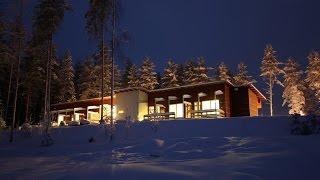 Jokiniemen matkailu - коттеджи в Финляндии на берегу озера