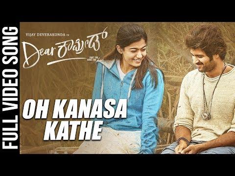 oh-kanasa-kathe-video-song---dear-comrade-kannada-|-vijay-deverakonda-|-rashmika-|-bharat-kamma