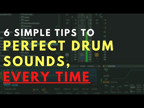 6 Tips For Choosing Perfect Drum Sounds, Every Time | Beat Academy