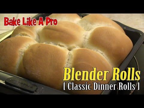 The BEST Moist Tender Fluffy Dinner Rolls You Will Ever Make Recipe !