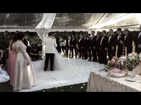 Home by Edward Sharpe  (acoustic version - First Dance Song)