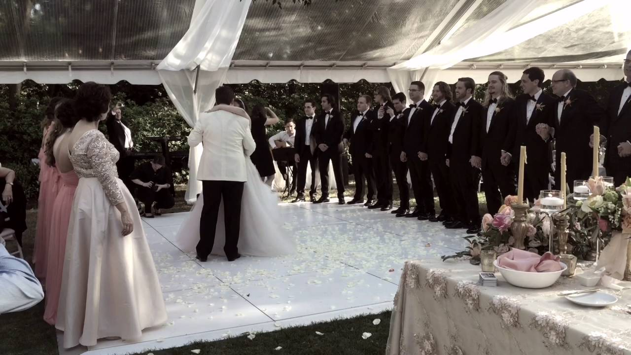 Home by Edward Sharpe (acoustic version - First Dance Song) - YouTube