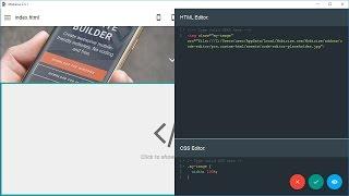 Custom HTML Block - Mobirise Free Website Builder v2.5 thumbnail