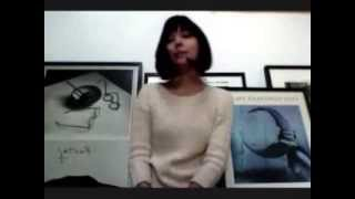 Alice Sara Ott welcomes you to her YouTube Channel