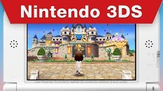 Nintendo 3DS - Disney Magical World Launch Trailer