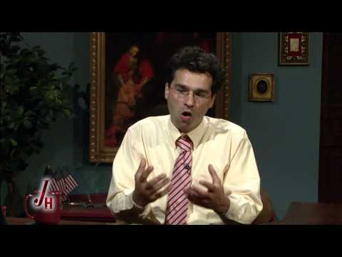 THe Journey Home - 2014-08-18 - Seth Cherney - Convert from Judaism