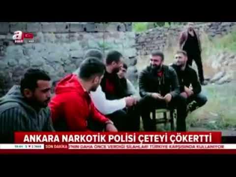 Kendilerine Klip Çeken Ankara Uyuşturucu Çetesi Çökertildi Özel Harekat Müthiş operasyon