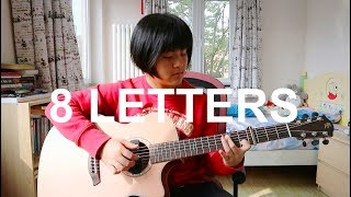 8 Letters Why Don 39 t We fingerstyle guitar cover free tabs.mp3