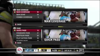 Madden NFL 11: 4 Passing Achievements