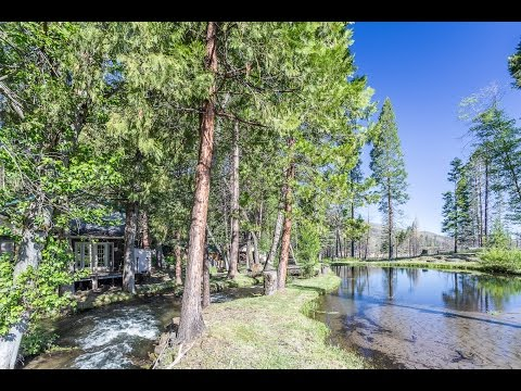 Waterfront Property For Sale In Hat Creek Ca Youtube