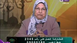 شاهد.. سعاد صالح تكشف عن آية في القرآن ستغير مستقبل مصر