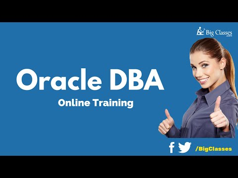 Oracle Database Architecture - Oracle Introduction Overview - Bigclasses