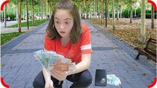 Нашла ОЧЕНЬ много денег!!! Потратила все деньги!!! Чей кошелек? cмотреть видео онлайн бесплатно в высоком качестве - HDVIDEO