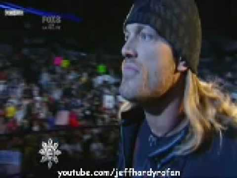 Jeff Hardy Pyro accident