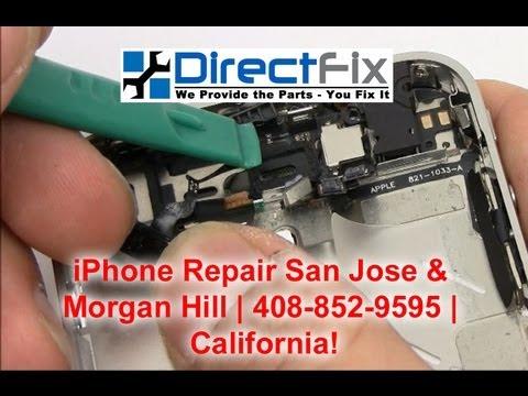 DirectFix iPhone Repair San Jose & Morgan Hill