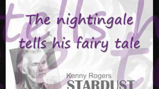 Watch Kenny Rogers Stardust video
