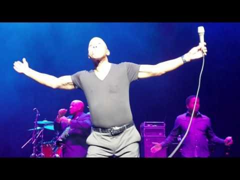 Back In Love - Jeffrey Osborne (Concert Performance)