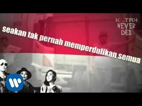KOTAK - Satu Indonesia (Video Lyrics)