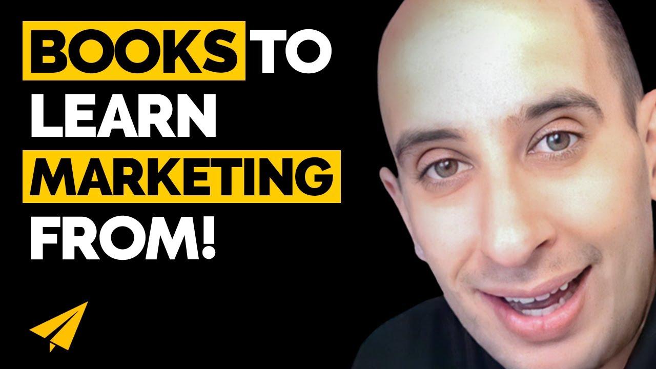 The Top 5 MARKETING Books for Entrepreneurs – #Top5Books