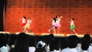 ももいろクローバーZ 「行くぜっ!怪盗少女」踊ってみた ももいろクローバーZ 検索動画 24