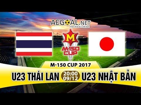 [ FULL ] -Cup M150 - U23 THAILAND vs U23 NHẬT BẢN