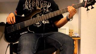 Avenged Sevenfold - A little piece of heaven (Bass cover)
