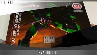 [ Revoltech ] Eva unit 01 - Evangelion [ Vol.1 ]