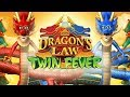 SUPER BIG WIN on DRAGON'S LAW TWIN FEVER SLOT POKIE ...