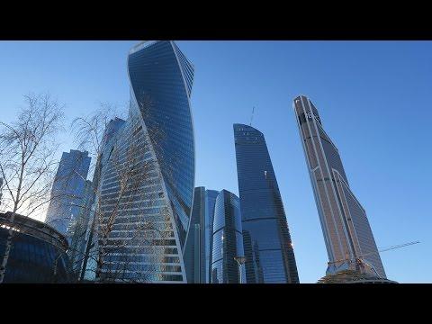 Москва Сити Смотровая Площадка Башня Империя