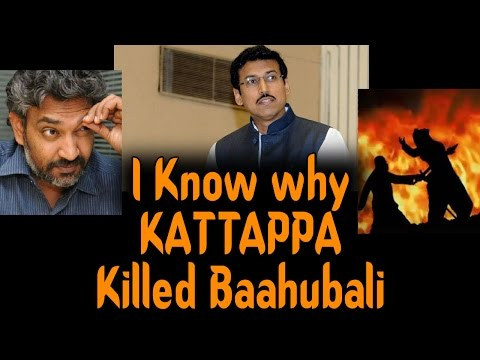 "Minister knows ""Why Katappa killed Baahubali""   SS Rajamouli   Prabhas   Rana Daggubati"
