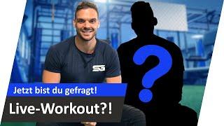 Live-Workout zum Mitmachen! -  Du bist gefragt   Andiletics