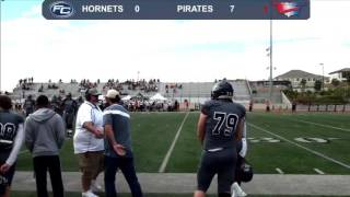 Hornet Football - National Bowl vs Ventura College