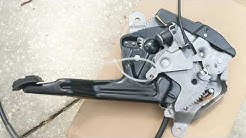 SOLVED! Tahoe Parking Emergency Brake cable & Mechanism Assembly