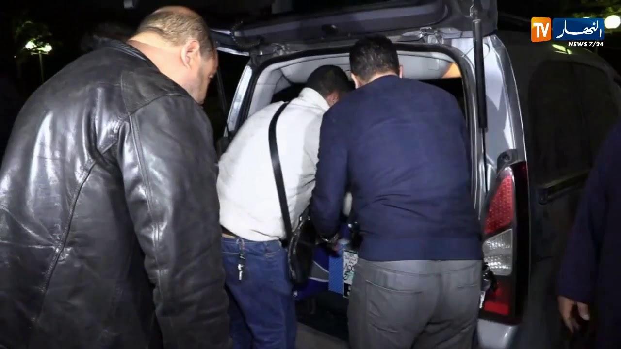 فارس مسدور يودع ملف ترشحه للرئاسيات لدى السلطة الوطنية المستقلة للإنتخابات