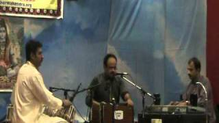 Bhajan by Puttoor Narasimha Nayak on Sep. 17, 2010 @ SDK Sunnyvale, CA USA - Part 08