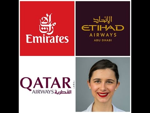 open days/ assement day para, Qatar, Ethiad e Emirates