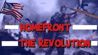 Homefront: The Revolution Funtage II Co-op Rage and Epic Scenes