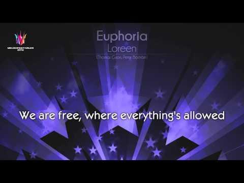 "[2012] Loreen - ""Euphoria"" [Karaoke version]"