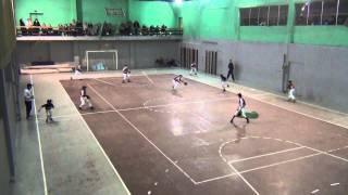 10:7 Тигры - Москвич Финальная игра 19-02-2012г