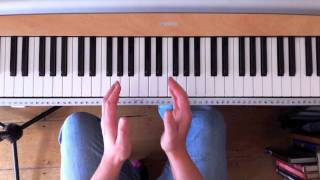 Piano chords basics - make your progressions flow
