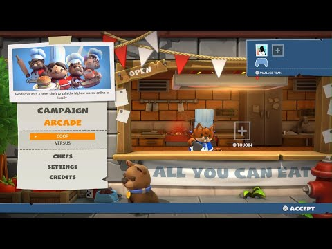 Overcooked! All You Can Eat |