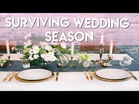 How to Eat Vegan at ANY Wedding